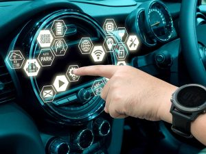 Microelectronics for cars