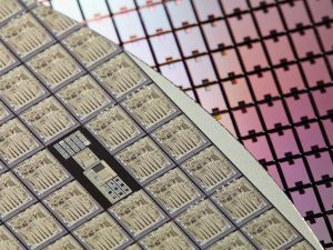 Wafer for Microelectronics