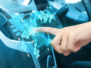 Microelectronic for Car Communication