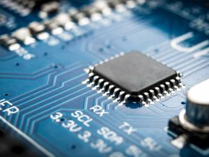 Chip Circuit Microelectronic