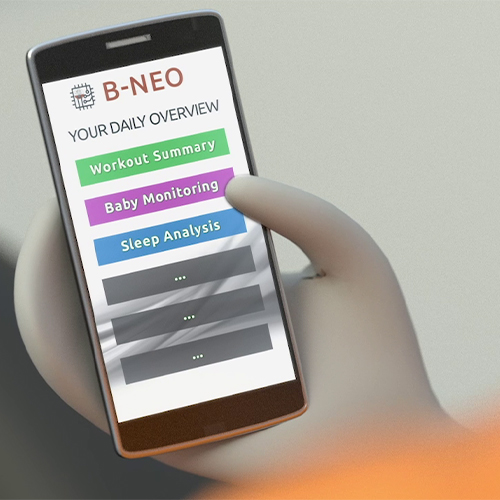 b-neo consumer-application app