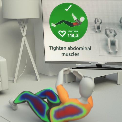 b-neo consumer-application yoga