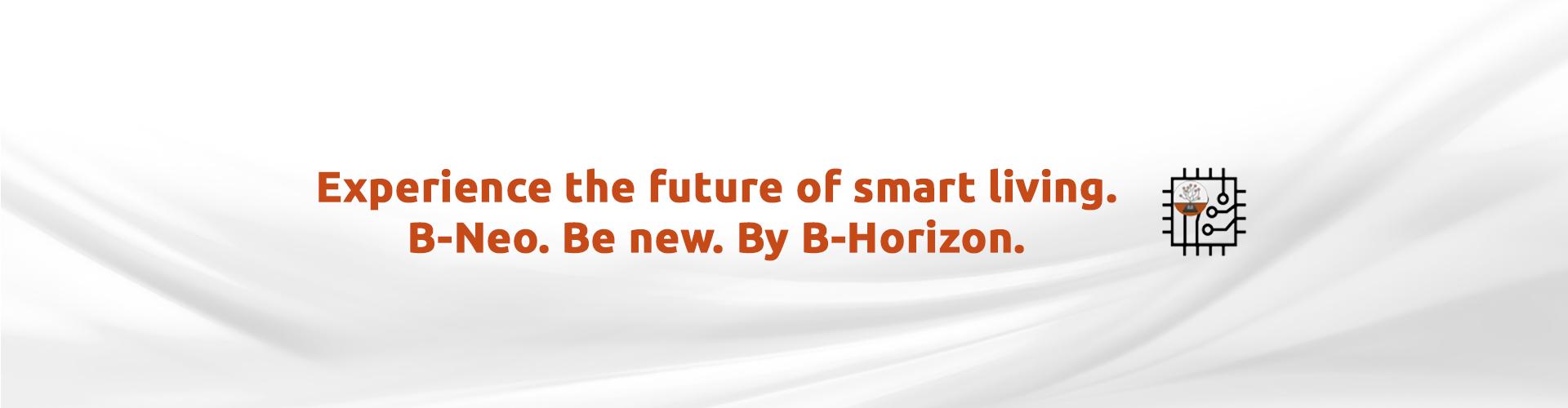 b-neo be new by b-horizon